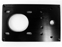 Picture of v-slot Stand Off Plate