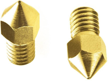 0.2mm MK8 Extruder Nozzle Stand & Side