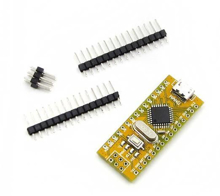 Picture of Arduino Nano Micro USB CH340 3.0 ATmega328P Controller Board Yellow