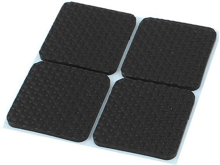 Picture of 4pcs sticked Anti Vibration for 3D Printers and other machines 25x25 mm
