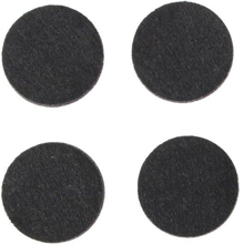 4pcs sticked Anti Vibration for 3D Printers and other machines 10mm (1Cm) Diameter Front