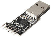 Serial Converter TTL UART on CP2102 USB Module Boar