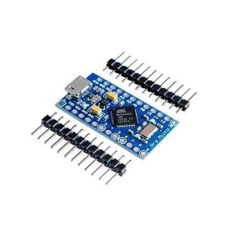 Picture of Arduino Pro Micro 5V 16MHz Board using ATmega32U4 - Micro USB