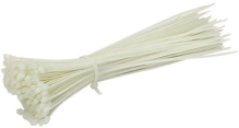 100 Nylon Cable ties 200mm