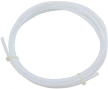 Picture of 1 meter 3D Printer PTFE Teflon Tube Remote Nozzle feed Guide 2 x 4