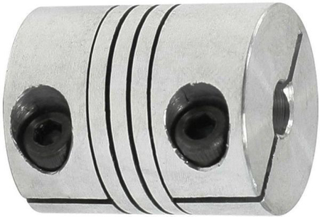 Picture of Stepper Motor Flexible Coupling 5x8mm