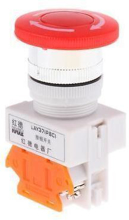 Picture of Emergency Push Button 4pin - 22mm