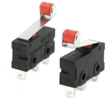 Limit Switch (Roller Lever)