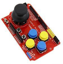Picture of Joystick Shield for Arduino