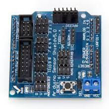 Picture of ARDUINO SENSOR SHIELD V5