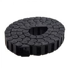 Picture of Plastic Towline Cable Drag Chain 10x10 1 Meter