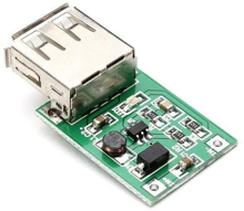 Picture of DC-DC Boost Converter (Mini) 0.9V ~ 5V T0 5Vdc/600mA