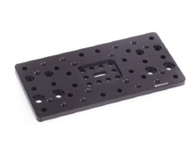 Picture of C-Beam Gantry Plate - Double Wide (Aluminum)