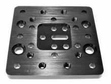Picture of C Beam Gantry Plate (Aluminum)
