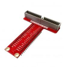 Raspberry Pi GPIO Breakout Board