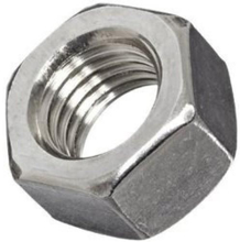Iron Nut 4mm - Pack 50