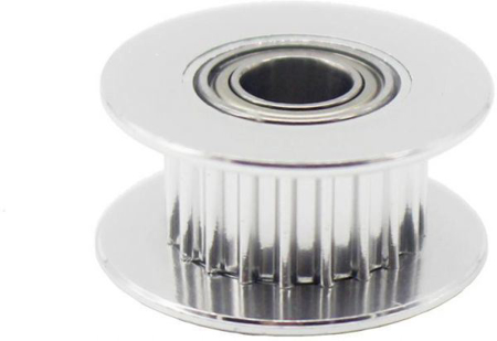 Picture of 2GT 20 Teeth synchronous Idler Pulley Bore 5mm
