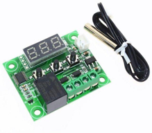 W1209 Programmable Temperature Control Switch Relay