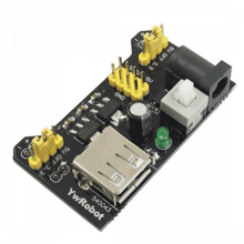 Picture of Power Supply Module 3.3V 5V For Solderless Bread Board MB102
