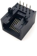 RJ45 - 4pin on PCB Plastic