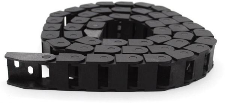 Plastic Towline Cable Drag Chain 15x15 1 Meter Side