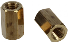M3 Copper Spacer 6mm F/F (10 PCS)