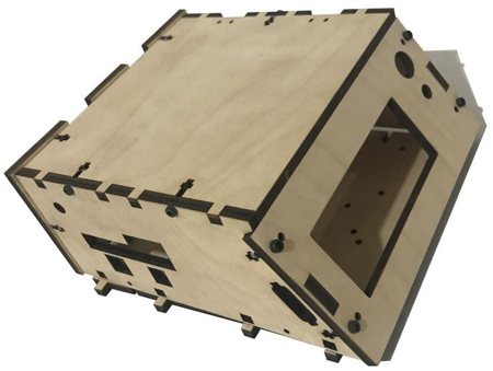 Wooden Control Box Kit For 3D Printer