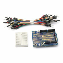 Picture of SainSmart Prototyping Prototype Shield Mini Breadboard for arduino UNO