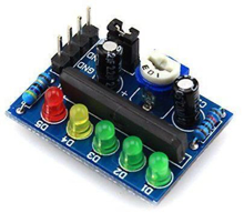 Picture of KA2284 Power level indicator Battery Pro Audio level indicator module / arduino / raspberry pi