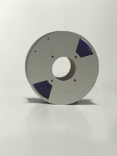 Picture of 3D Printer PETG Filament - Blue - 1.75 mm 250g