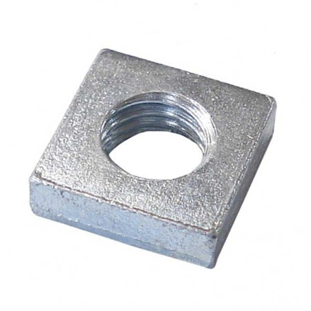Iron Square Nuts 5mm - Pack 50