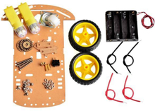 Picture of Smart Robot Car Chassis Kit For Arduino