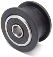 Smooth Idler Pulley Wheel