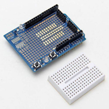 Picture of Arduino Prototyping Prototype Shield ProtoShield With Mini Breadboard