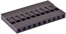 "PH-20 (10 Pin 0.100"" Header Crimp Connector Housing-Single Row) (Pack Of 25)"