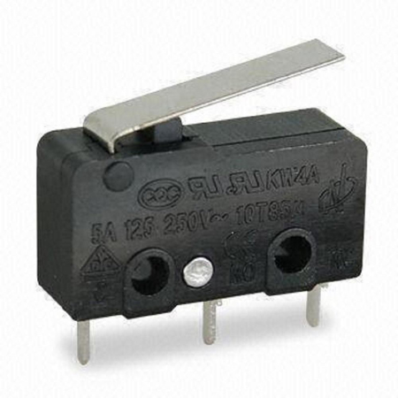 Picture of Limit Switch (MS.2 - 19.5 x 10.0 x 6.0 mm)