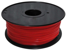 Picture of PETG Red 1kg 1.75mm