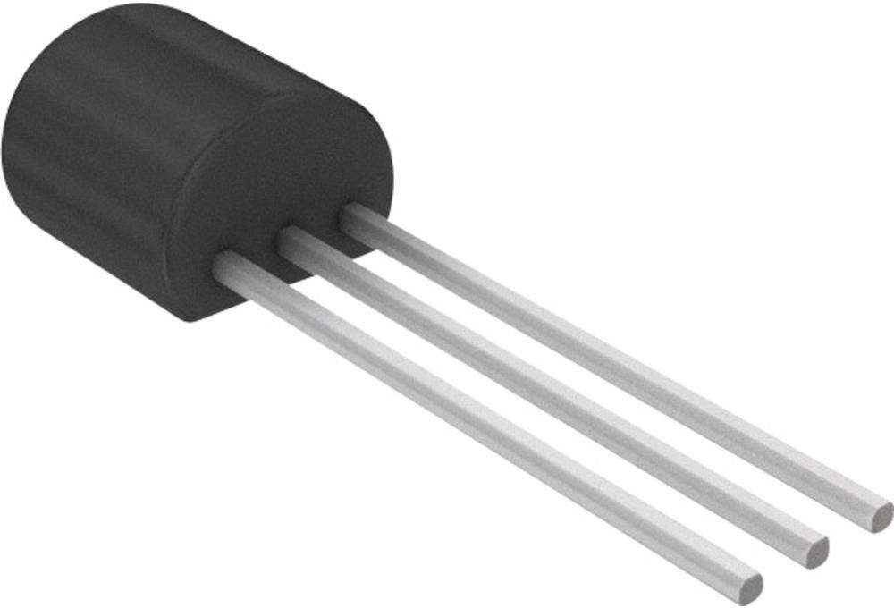Pack of 5 BC549 TO92 Case NPN Transistors