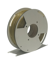 Picture of 3D Printing Filament PLA 1.75 MM GOLD 250g