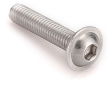 M4x30mm Socket Flanged Button Head Screws - Pack 50