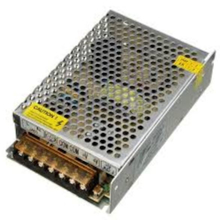 Picture of SMPS I/P 110 220Vac with dual O/P +24Vdc/1A & +5Vdc/6A