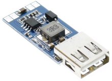 DC-DC Step Down Converter with USB