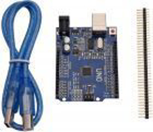 Picture of ARDUINO UNO R3 ATmega328P ATmega16U2 Development Board with USB Cable