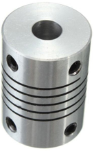 Flexible Coupling 5 x 6.35mm