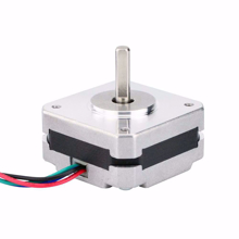 Picture of Nema 17 Stepper Motor 20mm (17HS08-1004S)