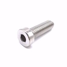M4x12mm High Tensile Socket Head Cap Screws (White) - Pack 50