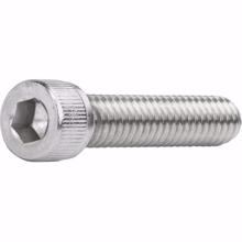M4x18mm High Tensile Socket Head Cap Screws (White) - Pack 50