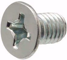 M4x4mm Phillips Flat Head Machine Screws - Pack 50