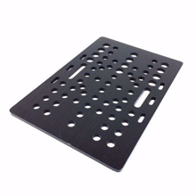 Picture of V-Slot Gantry Plate - Universal (Acrylic)