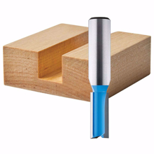 Router Drill Bit D: 5mm H: 20mm Shank: 6